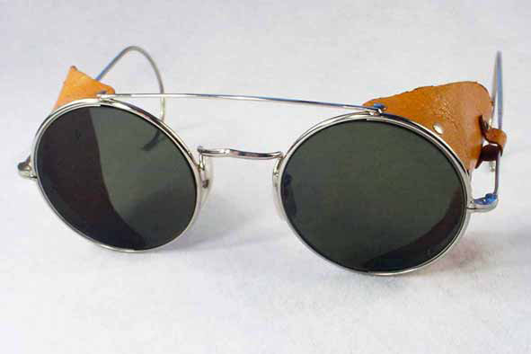 vintage sunglasses : 1940's by BAO