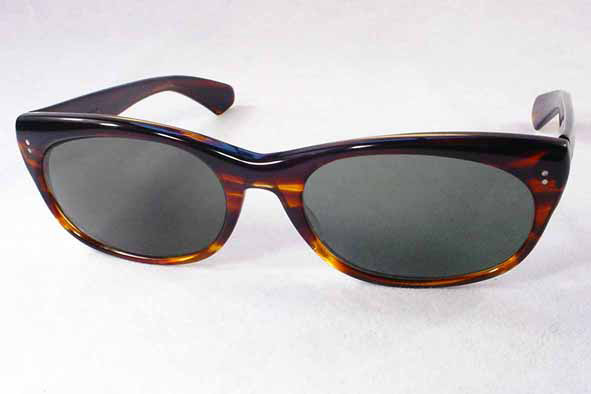vintage ray-ban : 1960's Ray-Ban Chad by BAUSCH & LOMB