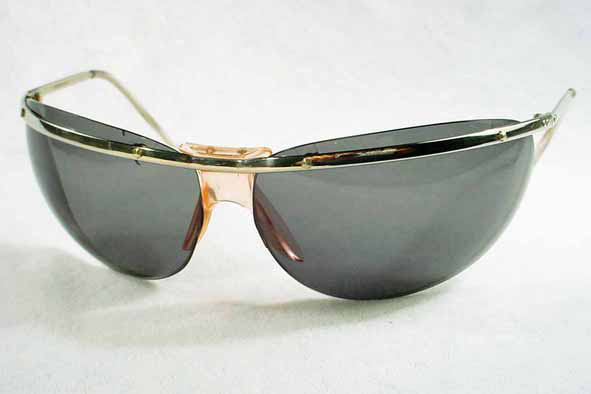 vintage sunglasses : 1960's marked MADE IN FRANCE