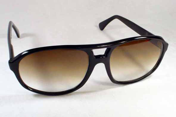 vintage ray-ban : 1970's, unmarked